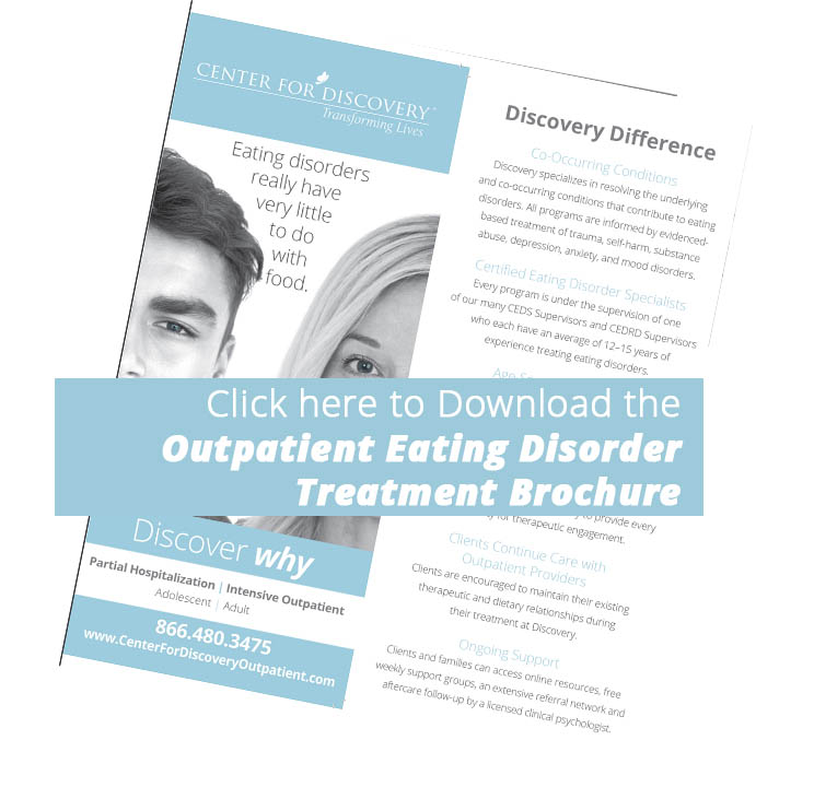treatment brochures center for discovery